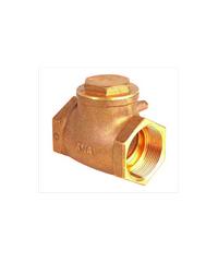 ANA เช็ควาล์วสวิง 1/2 ก5E111-0-015-000-5-B ทองเหลือง