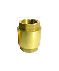 ANA เช็ควาล์วสปริง ANA 1/2 ก5E117-0-015-000-5-B ทองเหลือง