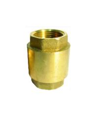 ANA เช็ควาล์วสปริง ANA 3/4 ก5E117-0-020-000-5-B ทองเหลือง