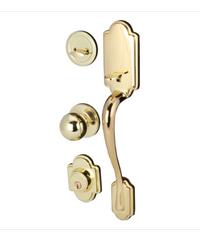 HAFELE มือจับประตูทางเข้า  PVD 489.94.809 ทองเหลือง