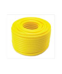 ท่อน้ำไทย ท่อลูกฟูกร้อยสาย SCG 3/8 นิ้ว (15x50) สีเหลือง