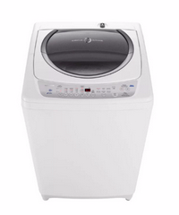 TOSHIBA เครื่องซักผ้าอัตโนมัติ ขนาด 8 กก. AW-B900GT(WB) ขาว