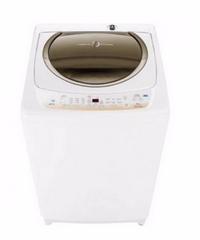 TOSHIBA เครื่องซักผ้าอัตโนมัติ 9 กก. AW-B1000GT(WM) ขาว-เทา