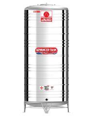 ADVANCE ถังน้ำ สเตนเลส (มอก) 4000 ลิตร  AV4000 ลิตร สีแดง