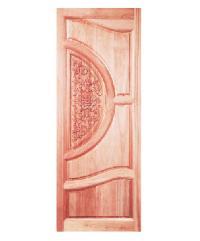 BEST ประตูไม้สน  ขนาด 80x230 cm. GC-07
