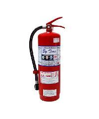 BY TORA ถังดับเพลิงชนิดผงเคมีแห้ง 10LB 4A:5BR ขาว-แดง