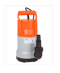 SUMOTO POMPA ปั๊มจุ่มน้ำสะอาด 250 วัตต์ HOBBY 250 ส้ม-เทา