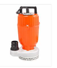 SUMOTO POMPA ปั๊มจุ่มน้ำสะอาด  750W. CLEAR750 ส้ม
