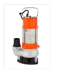 SUMOTO POMPA ปั๊มจุ่มน้ำเสีย 180 วัตต์ VORTEX 180 ส้ม-เทา