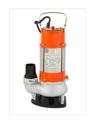 SUMOTO POMPA ปั๊มจุ่มดูดน้ำเสีย 750W. VORTEX750 ส้ม