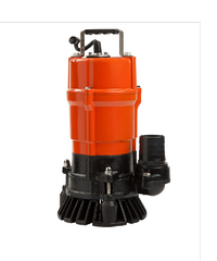 SUMOTO POMPA ปั๊มจุ่มน้ำเสีย 500W. DIRT500 ส้ม-ดำ