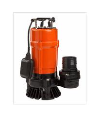 SUMOTO POMPA ปั๊มจุ่มน้ำเสีย 750W.พร้อมลูกลอย DIRT750F ส้ม-ดำ