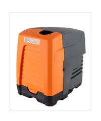 SUMOTO POMPA ปั๊มน้ำอัตโนมัติแรงดันคงที่ 200 วัตต์ KENDO200 ส้ม-เทา