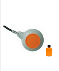 SUMOTO POMPA สวิทซ์ลูกลอยแบบกลม FLO3 ส้ม-เทา