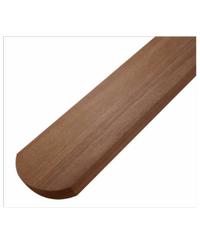 ไม้รั้วเต็งหัวมน  ไม้รั้วเต็งหัวมน Grade Natural หน้า 4 แดงน้ำตาล