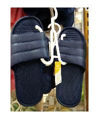 PRIMO  รองเท้าแตะ PVC เบอร์ 42-43  MLL059  สีดำ