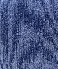 GRAFFE พรมอัดลูกฟูกหนาพิเศษ ขนาด2x25 เมตร CDDT008 สีน้ำเงิน