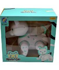 Sanook Toys หุ่นยนต์แมว R/C 298938