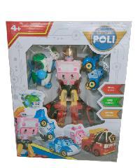 Sanook&Toys หุ่นยนต์ Shape-shifting 298390