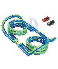 Sanook&Toys ชุดรางรถ Super-Helix Speedway YW211137