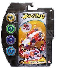 Sanook Toys  ยานพาหนะ ของเล่น Screechers Wild - StormHorn EU683141