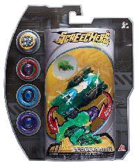 Sanook Toys  ยานพาหนะ Screechers Wild - ScorpioDrift  EU683142 สีเขียว