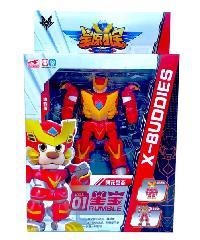 Sanook Toys  หุ่นยนต์ X-Buddies 9155x-2