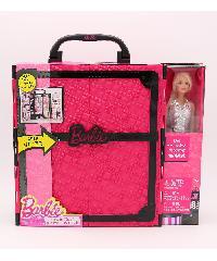 Sanook&Toys  ชุดของเล่นตุ๊กตาบาร์บี้  X4833