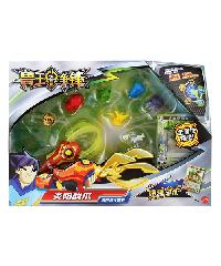 Sanook&Toys ของเล่น Beastmaster fights DPC44 สีทอง