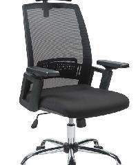 ULA เก้าอี้สำนักงานอเนกประสงค์ CH-270CX-2 สีดำ