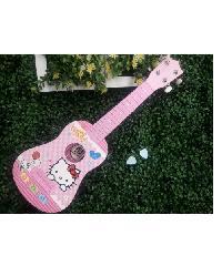Sanook&Toys  กีตาร์เด็กเล่น  295666 สีชมพู
