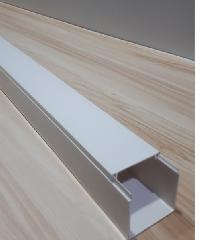 V.E.G รางวายเวย์ PVC   2m. A-50x50-2MW สีขาว