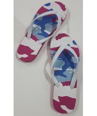 PRIMO รองเท้าแตะยางพารา เบอร์ 35-36 ลายกาโม่ LR067