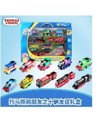 Sanook&Toys ชุดของเล่นเด็ก Thomas & Friends ชุด Friends arround the world FWX30