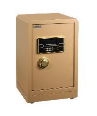 Protx ตู้เซพดิจิตอลสองประตู 41 x 44 x80 ซม. ST-260-G สีเบจ
