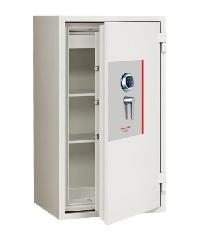 Haritage ตู้เซฟสแกนลายนิ้วมือ ขนาด 45x40x80 ซม. BGX-80S/ZW-WH สีขาว
