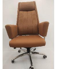 ULA เก้าอี้สำนักงาน 64X51X120 cm Y-A27BN สีน้ำตาล