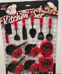 Sanook&Toys ชุดของเล่นครัวหรรษา 259297
