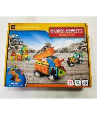 Sanook&Toys  ของเล่นเสริมทักษะ  Magnetic 7211a