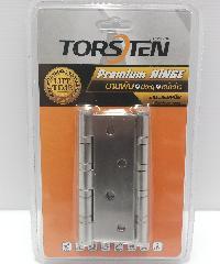 TORSTEN บานพับสแตนเลส ขนาด 4X3X2 มม. สีสเตนเลส  - สีโครเมี่ยม