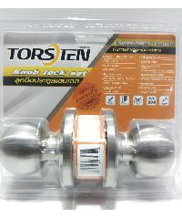 TORSTEN ลูกบิดประตูสเตนเลส 304 จาน75มม. สีสเตนเลส KLSS-75SS สีโครเมี่ยม