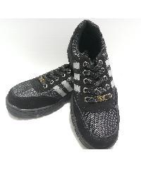Protx  รองเท้าเชฟตี้ #40 พื้น PU    W1 สีดำ