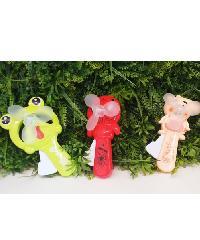 Sanook&Toys  ชุดพัดลมมือถือเด็ก 20 ชิ้น - สีเขียว